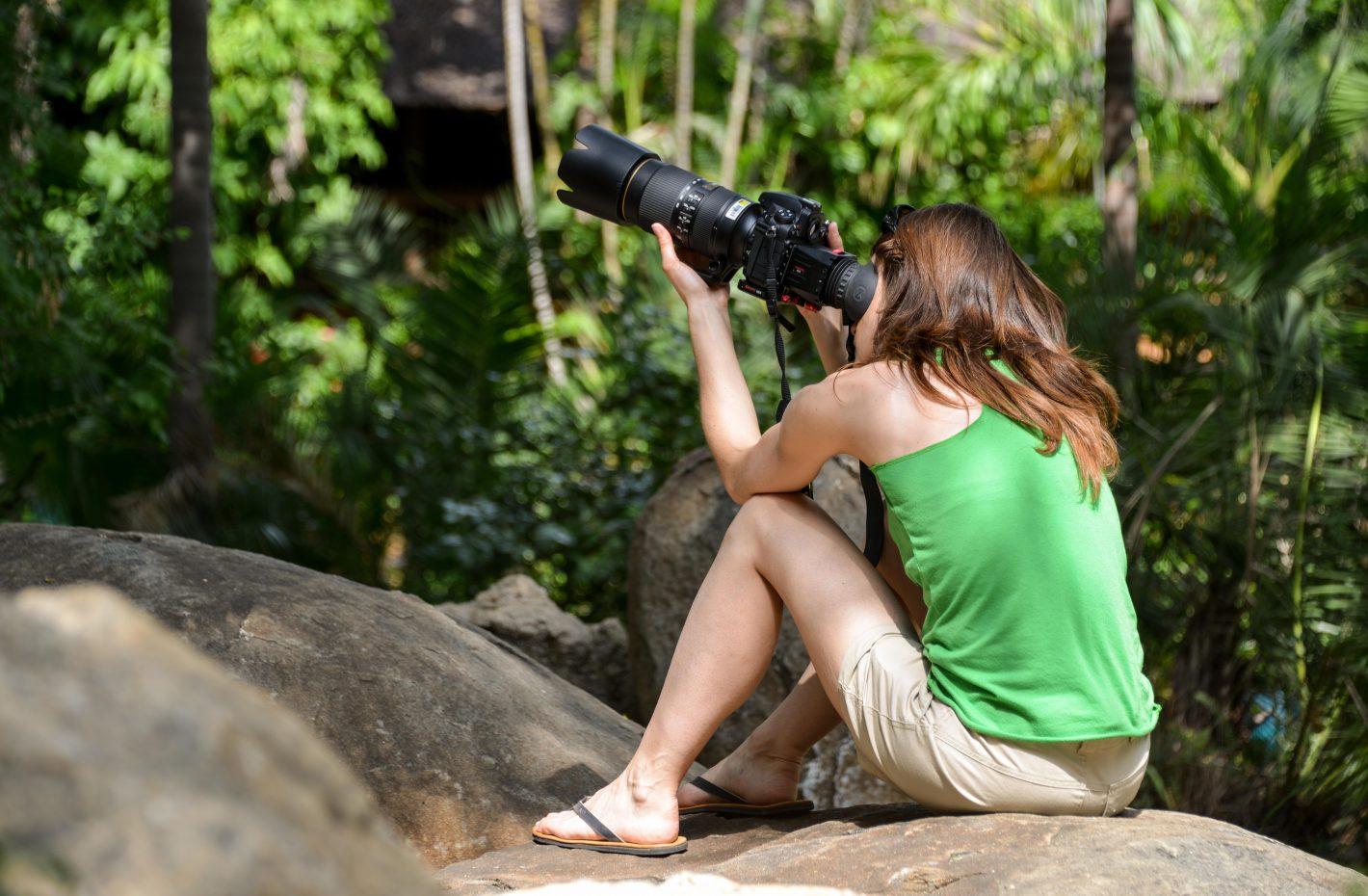 Tutoriel : la vidéo animalière par Aurélie Monod
