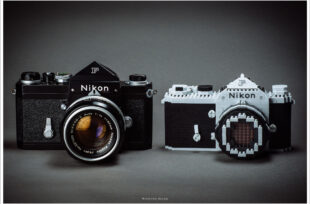 Nikon F Nanoblock - Source : http://www.photobyrichard.com/reviewbyrichard/nanoblock-x-nikon-f-review/