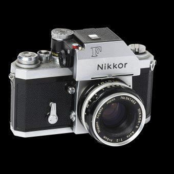 Collectionneur Thierry Ravassod Nikon Nikkor
