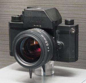 Espace Nikon Nasa Nikon F Photomic FT