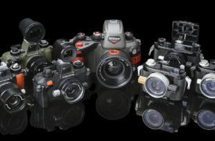 Nikonos Nikon sous marine Thierry Ravassod