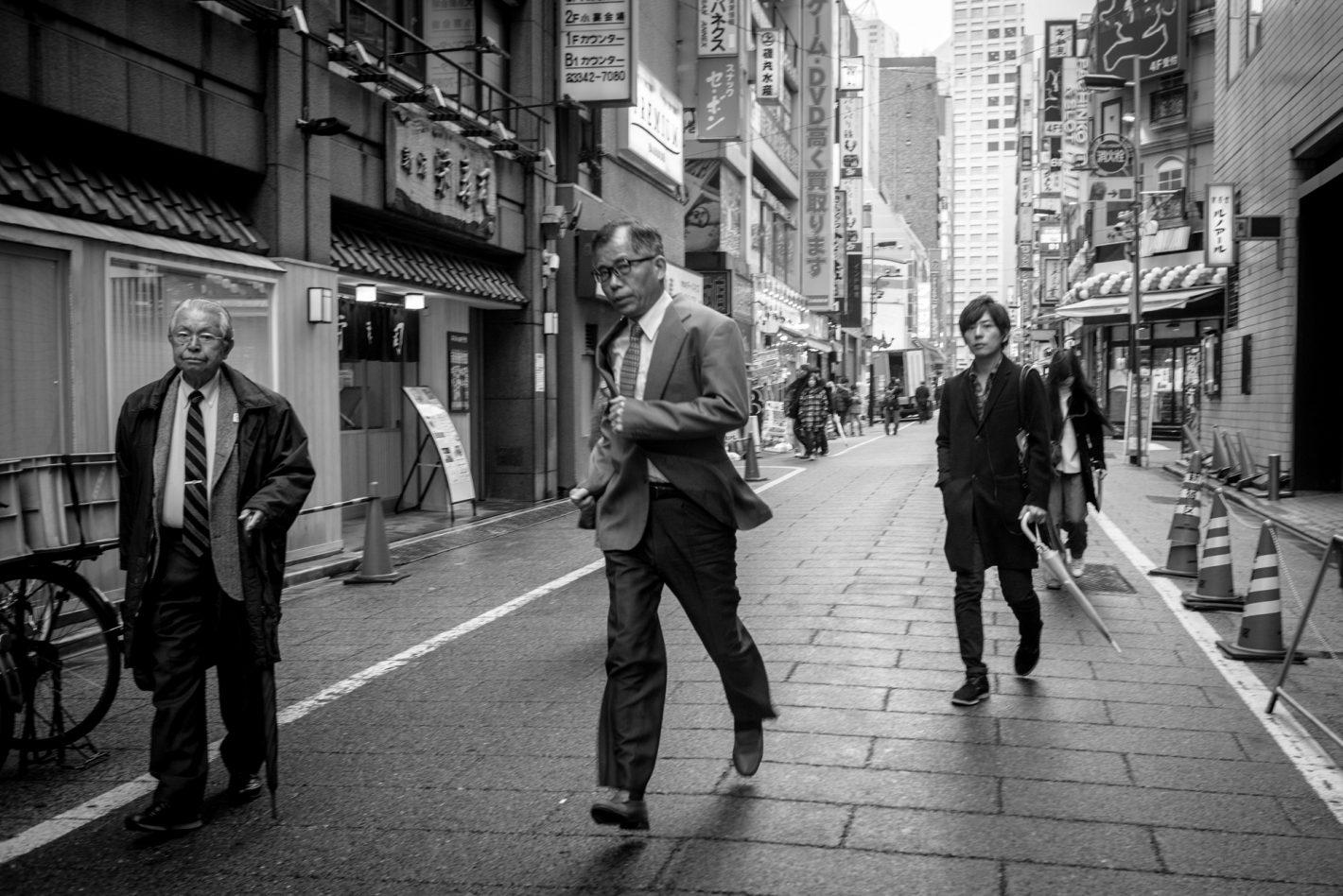 Superman habite Tokyo – Tokyo, décembre 2016