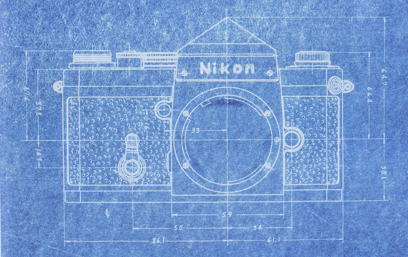 Projet Nikon F