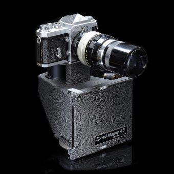 Nikon F Thierry Ravassod