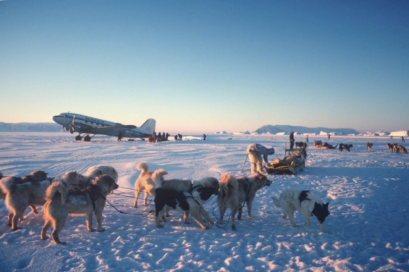 extrêmes Nikon Pole Nord Artic Ira Block