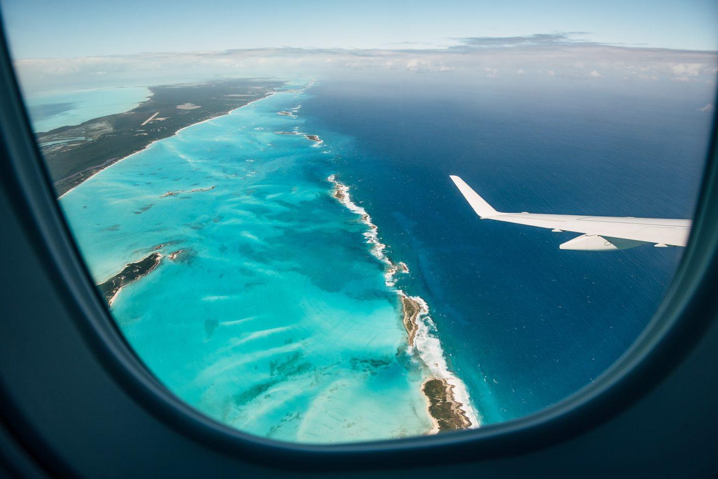 L'inspiration voyage des BestJobers : Camaïeu de bleus aux Iles Bahamas