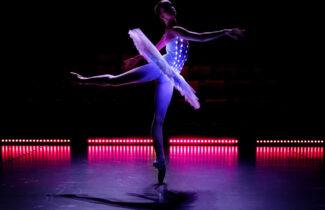 """Ballet - """"Dancing in the Dark"""" avec Melissa Chapski photographié par Laurent Liotardo (Nikon D3400)"""