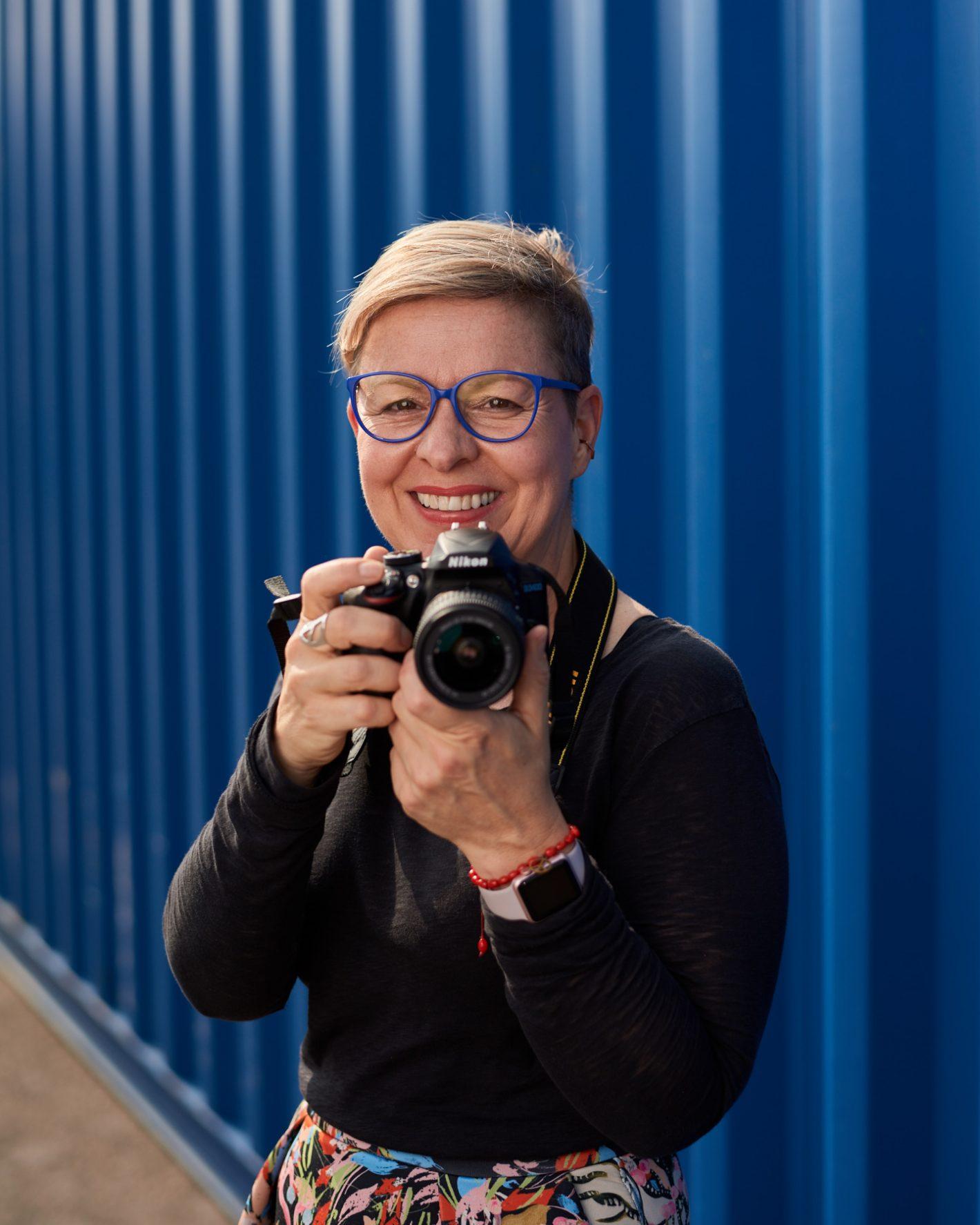 Heike Müller (a.k.a @tastyasheck) Photo ©Juliander Enssler