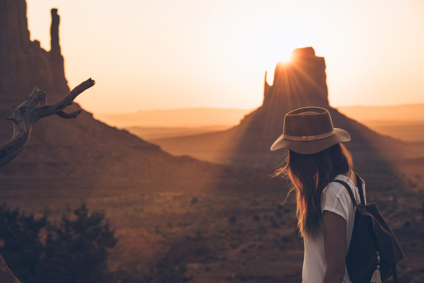 L'INSPIRATION VOYAGE DES BESTJOBERS N°2 : ÉCHAPPÉES DANS LE GRAND OUEST AMÉRICAIN - Monument Valley