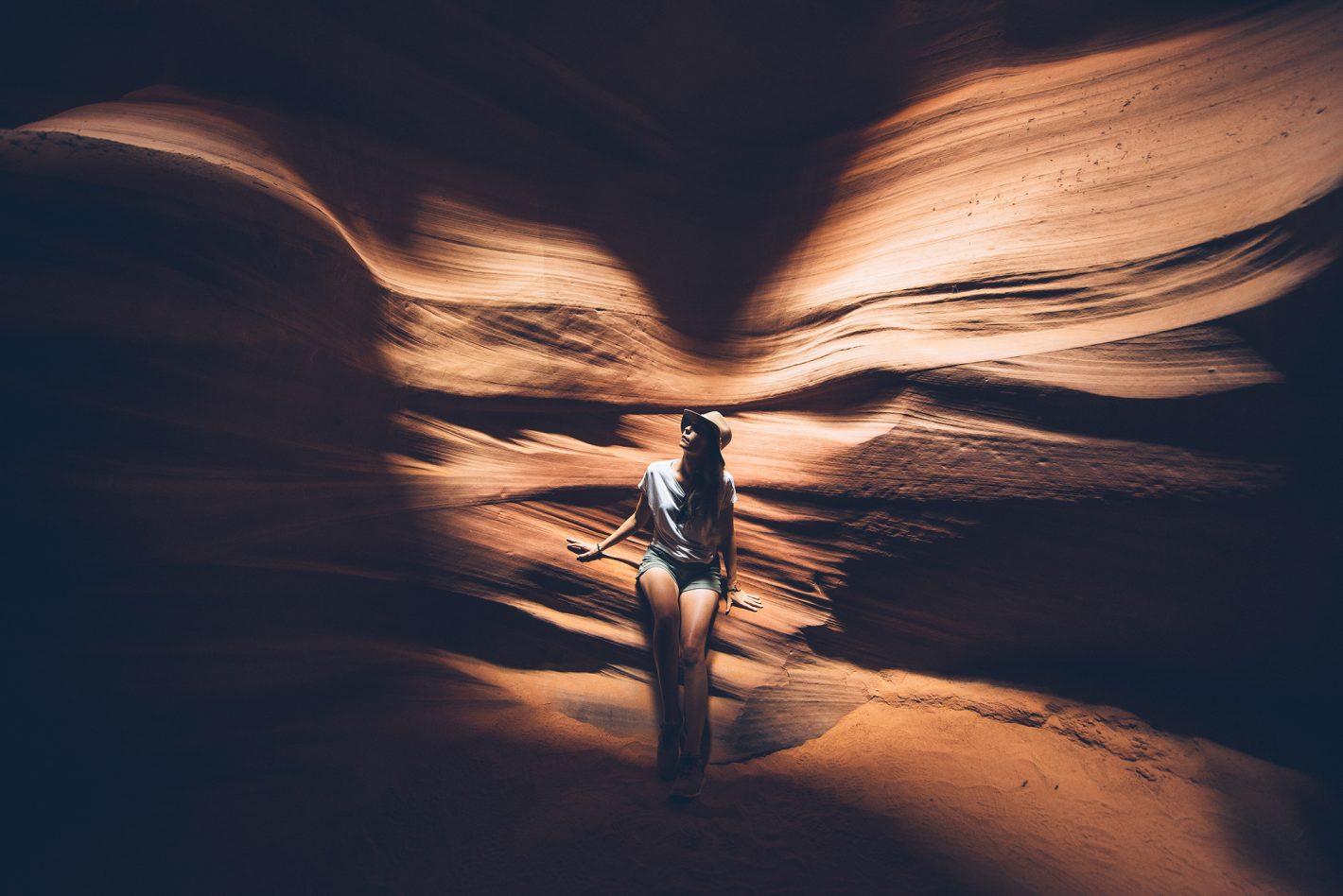 L'INSPIRATION VOYAGE DES BESTJOBERS N°2 : ÉCHAPPÉES DANS LE GRAND OUEST AMÉRICAIN - Antelope Canyon