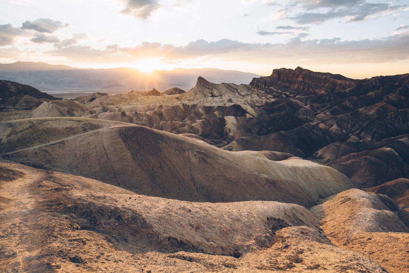 L'INSPIRATION VOYAGE DES BESTJOBERS N°2 : ÉCHAPPÉES DANS LE GRAND OUEST AMÉRICAIN - La Vallée de la Mort (Death Valley)