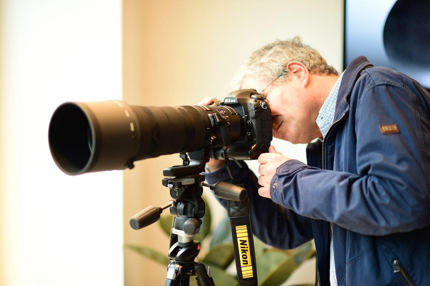 Nikon Club Live, retour sur la soirée de lancement - Photo par Anthony Ghnassia