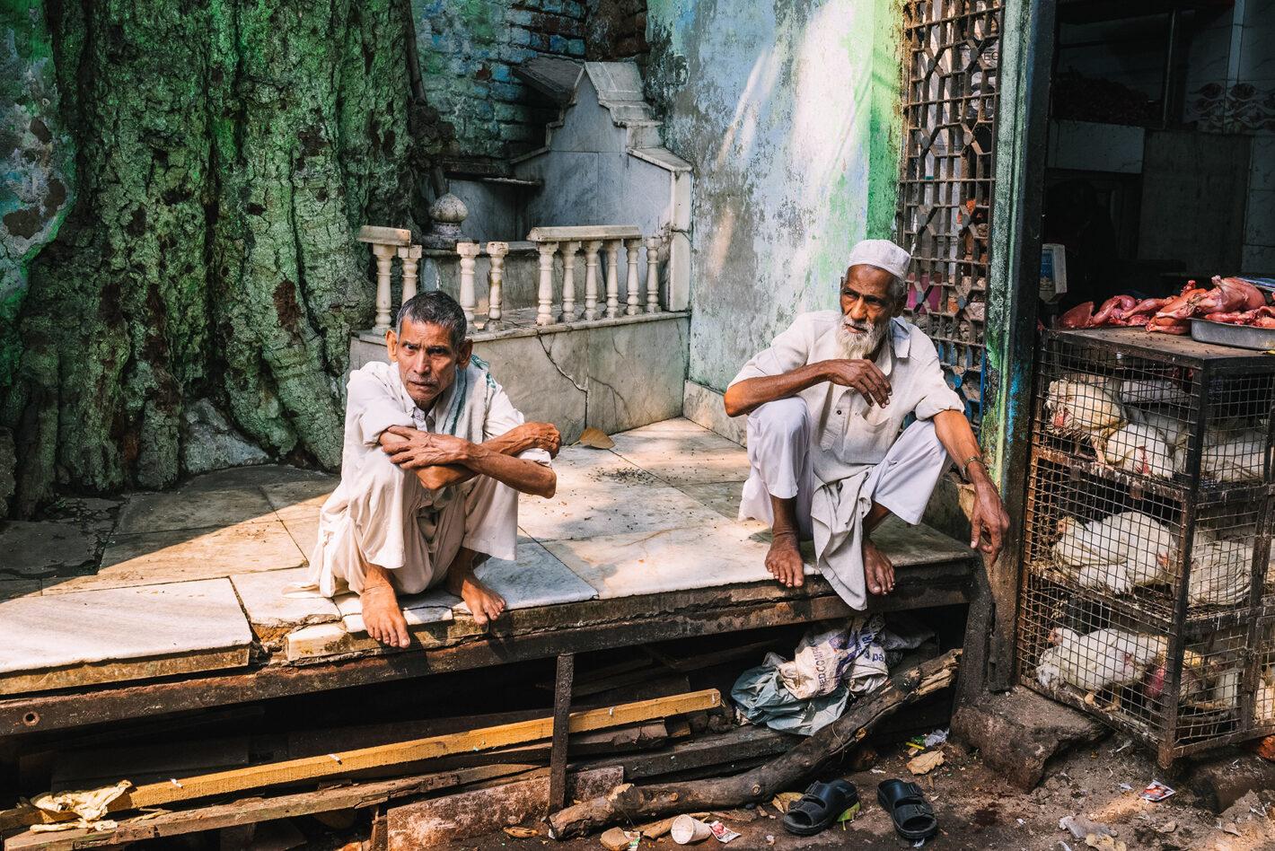 Nikon Plaza : regard sur l'Inde avec Aliocha Boi