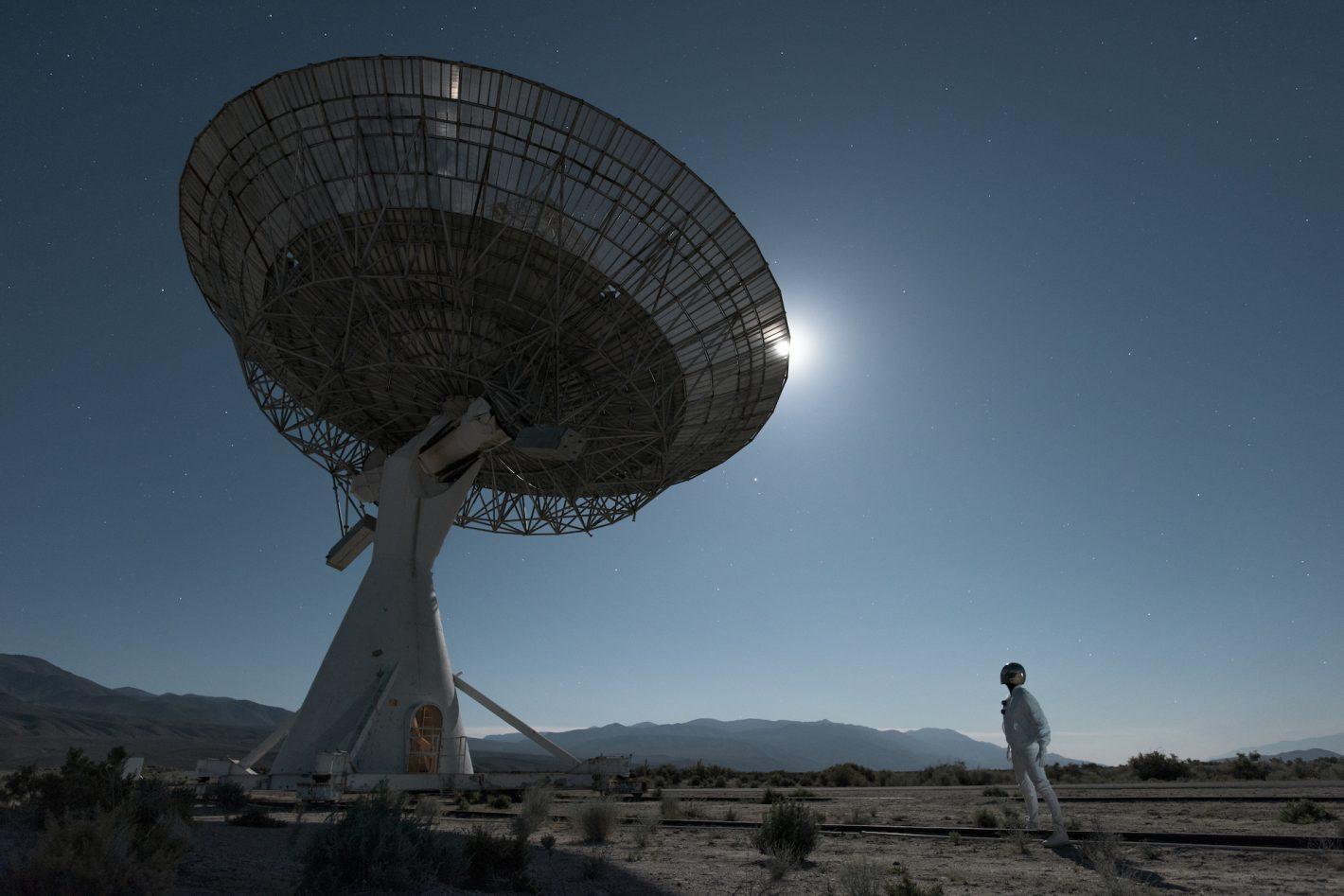 En exploration avec David de Rueda pour la mission