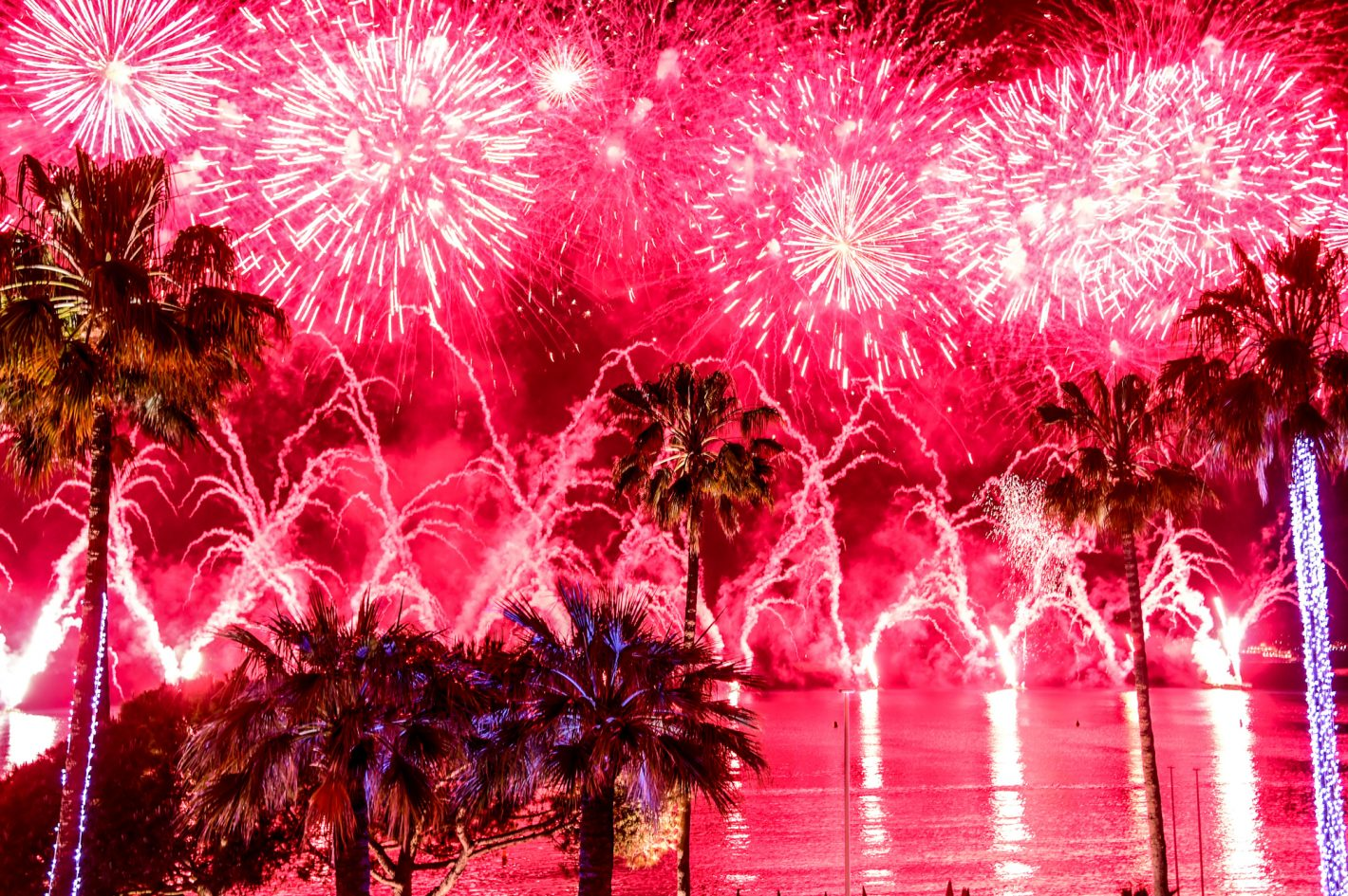 Firework for SOLO a starwars story party par Anthony Ghnassia pour Cannes 2018