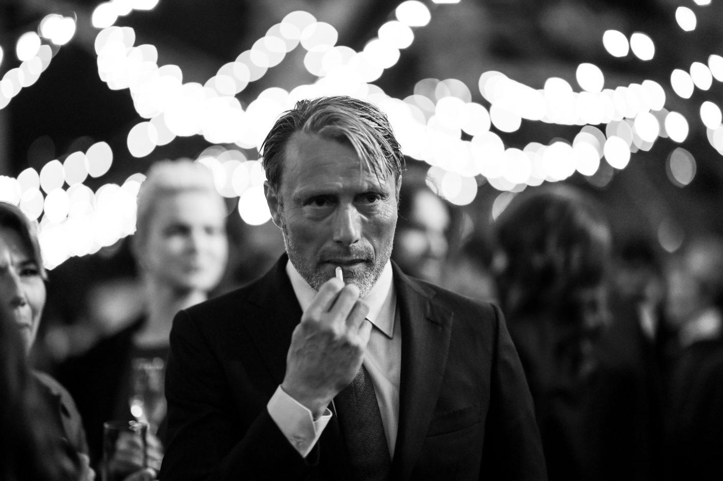 Mads Mikkelsen par Anthony Ghnassia pour Cannes 2018