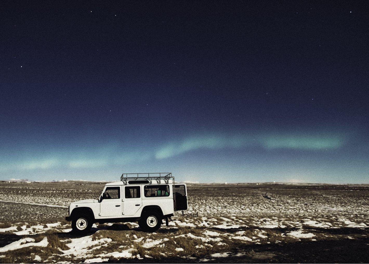 Entre feu et glace, sur les routes d'Islande avec Zak Beauvois (1/2)