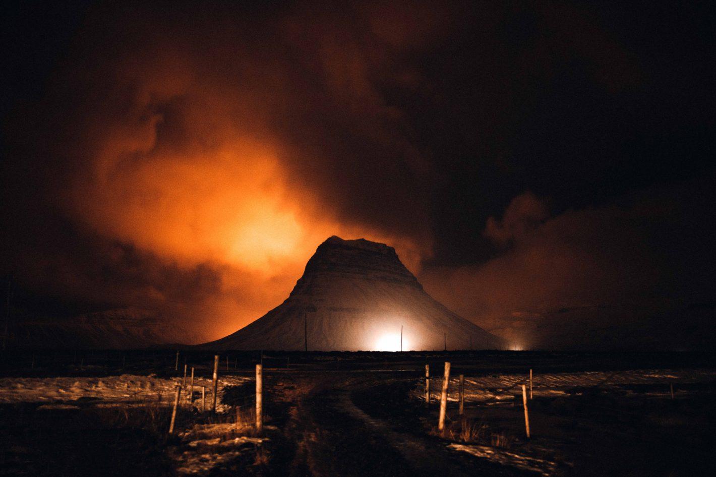 Entre feu et glace, sur les routes d'Islande avec Zak Beauvois (2/2)