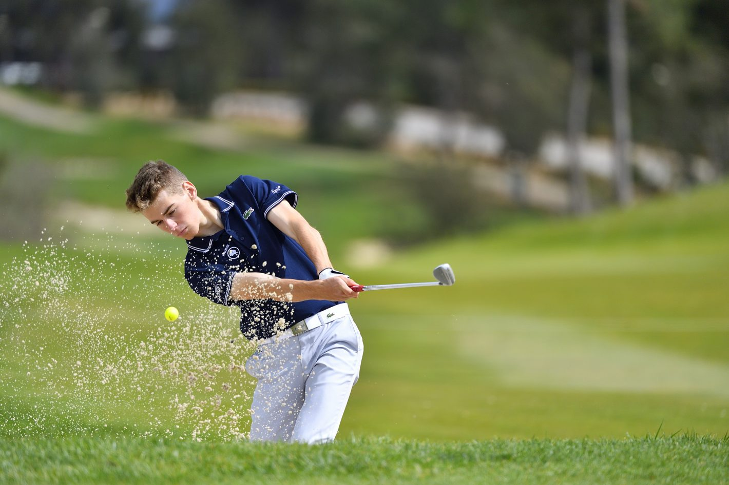 Tom Guéant - PGA Catalunya Resort Gérone