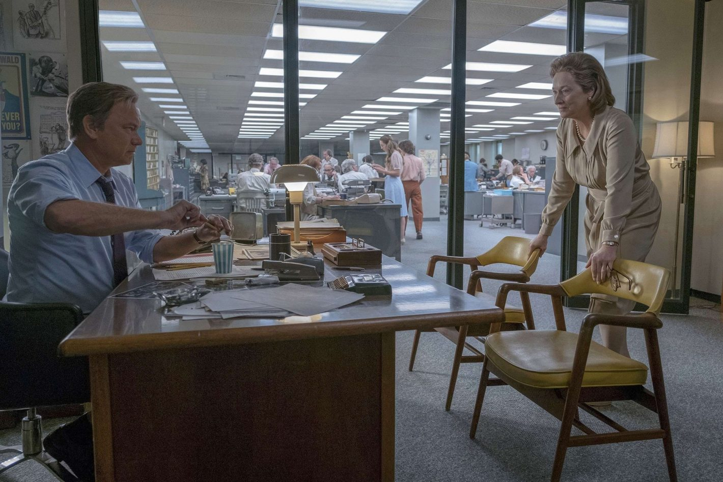 Pentagon Papers (The Post) - © Universal Pictures