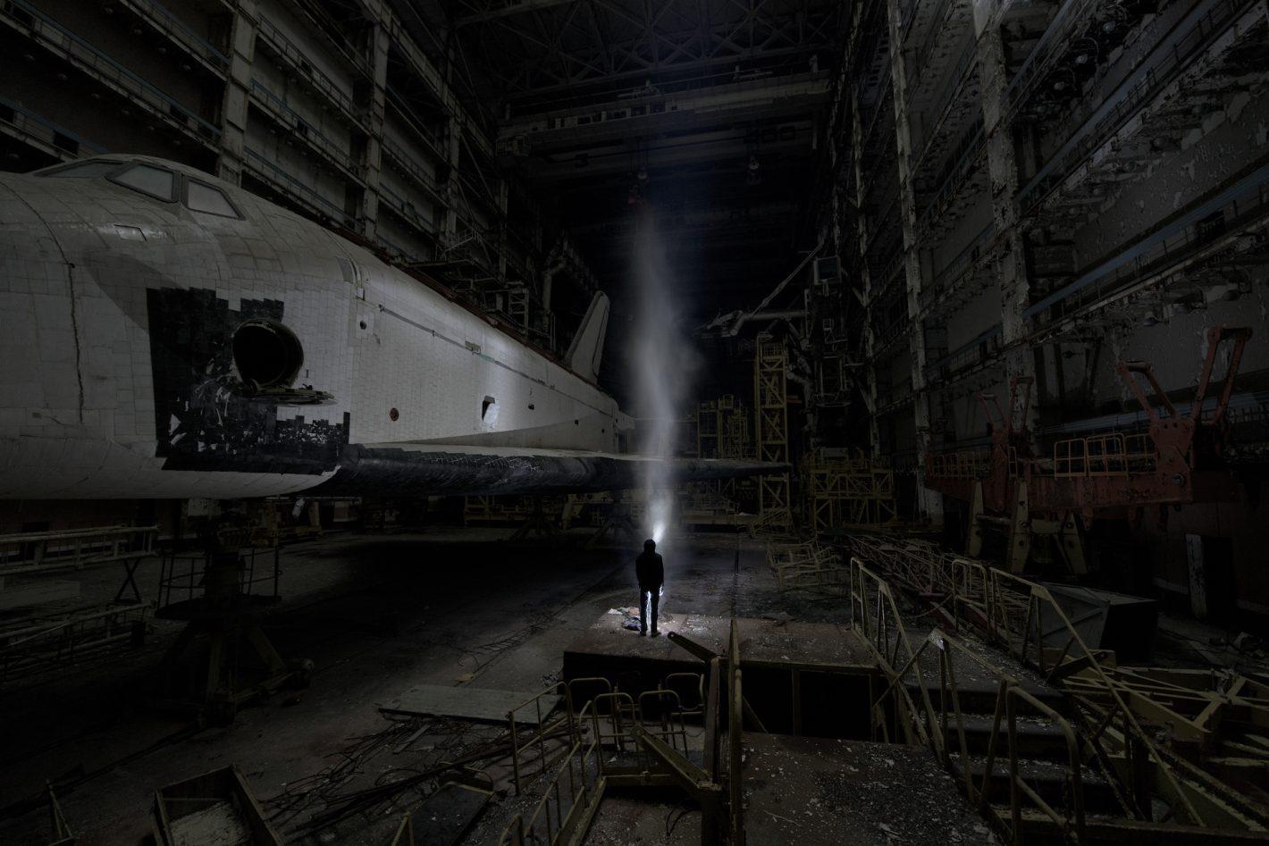 Les lieux abandonnés remplis d'histoires / David de Rueda