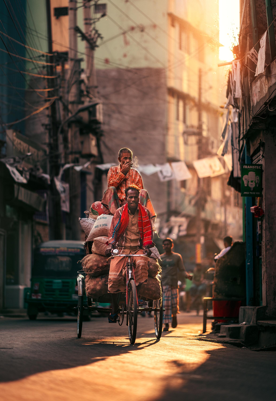 Les rues du Bangladesh dans l'objectif d'Ashraful Arefin