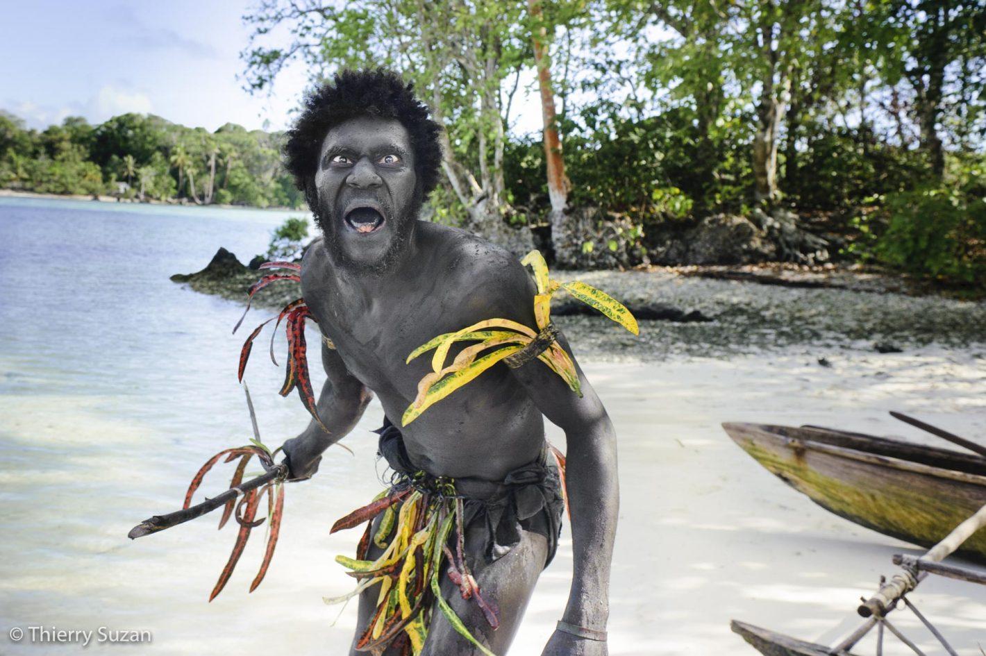 Île de Vao, Vanuatu.