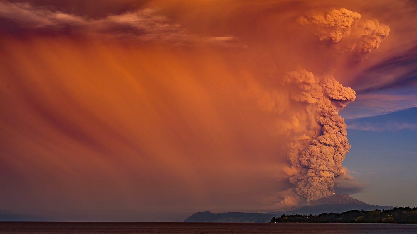 Les orages volcaniques à travers l'objectif de Francisco Negroni