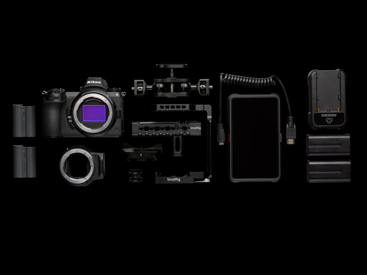 Découvrez le nouveau kit Nikon Z6 conçu pour les cinéastes et vidéastes