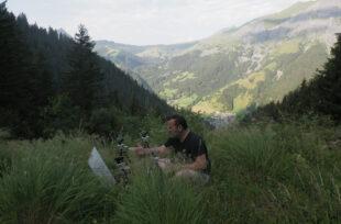 L'art d'explorer la nature proche avec Stéphane Hette