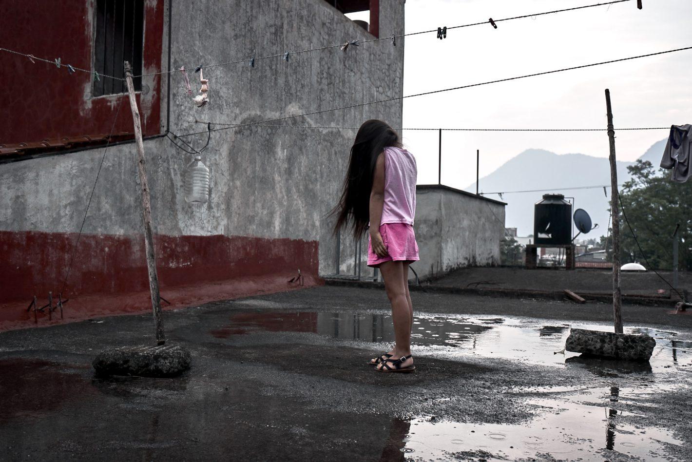 Mahé Elipe, l'humain au cœur de l'image - FEMINICIDE MEXICO