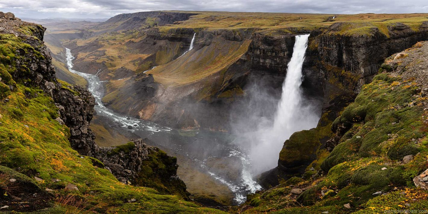 Retour en terre islandaise avec Pierre Destribats