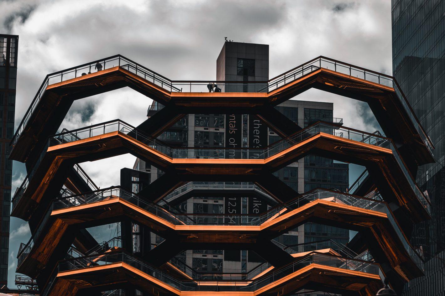 La symétrie architecturale de Sanmi Krueger