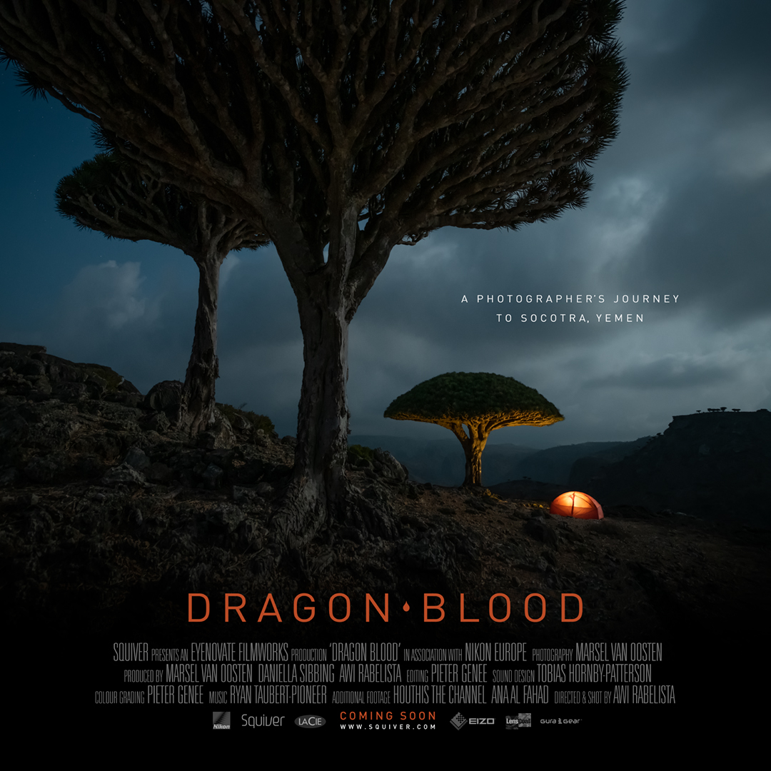 The Dragon Blood documentary was shot entirely on the Nikon Z 6
