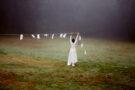 Les mouchoirs au vent. Photo : My-Ly Vu