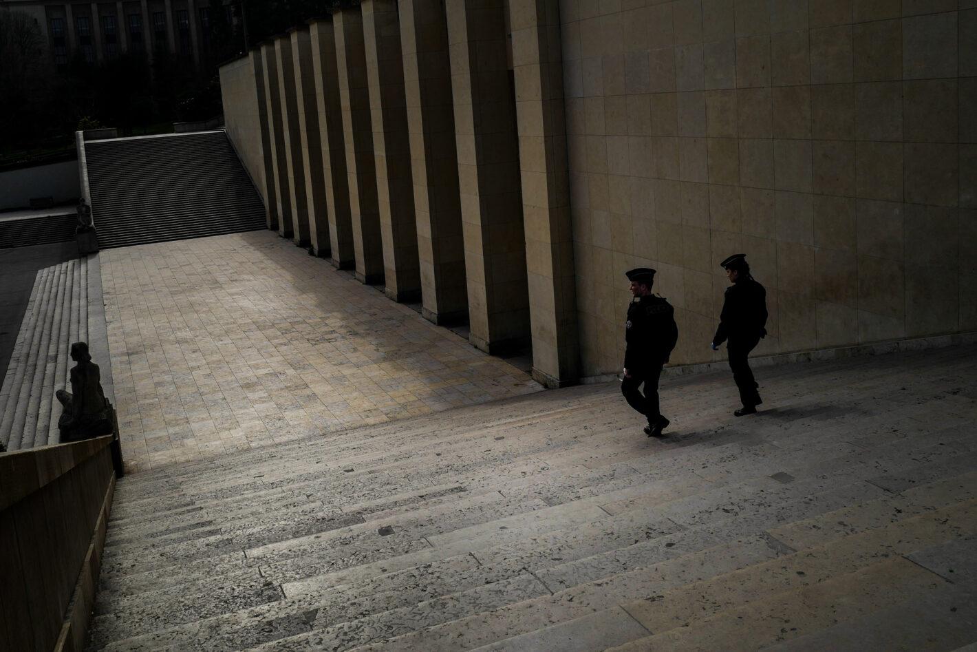 Reportage Covid 19 par Lucas Barioulet