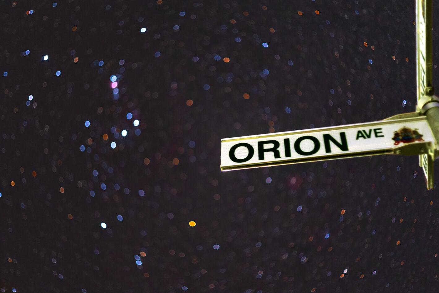 Clin d'Oeil du Jury - Orion Ave, McKail, Australia. Canon 6Da, 55mm, 8sec, 1 picture, 3200 iso, f2