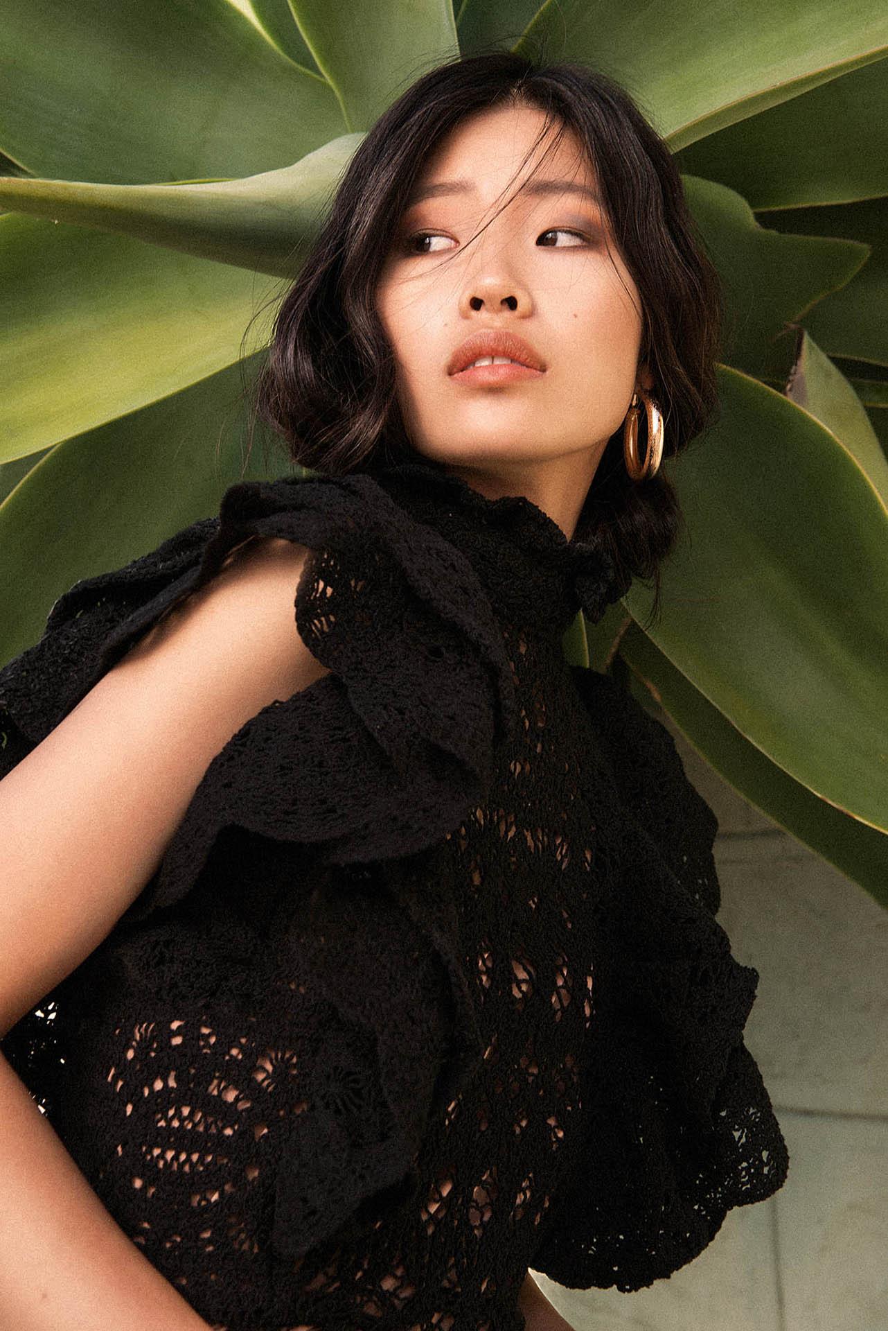 Découverte jeune talent : la photo de mode par Mary Ruffinoni