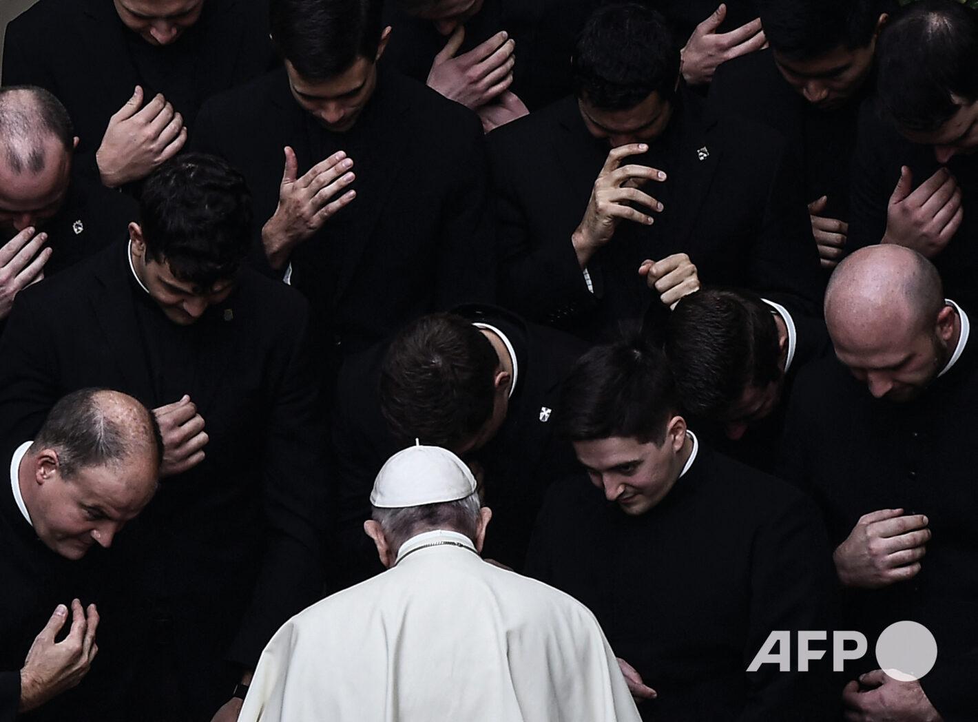 AFP 1 | Filippo MONTEFORTE 30 septembre 2020 – Cité du Vatican