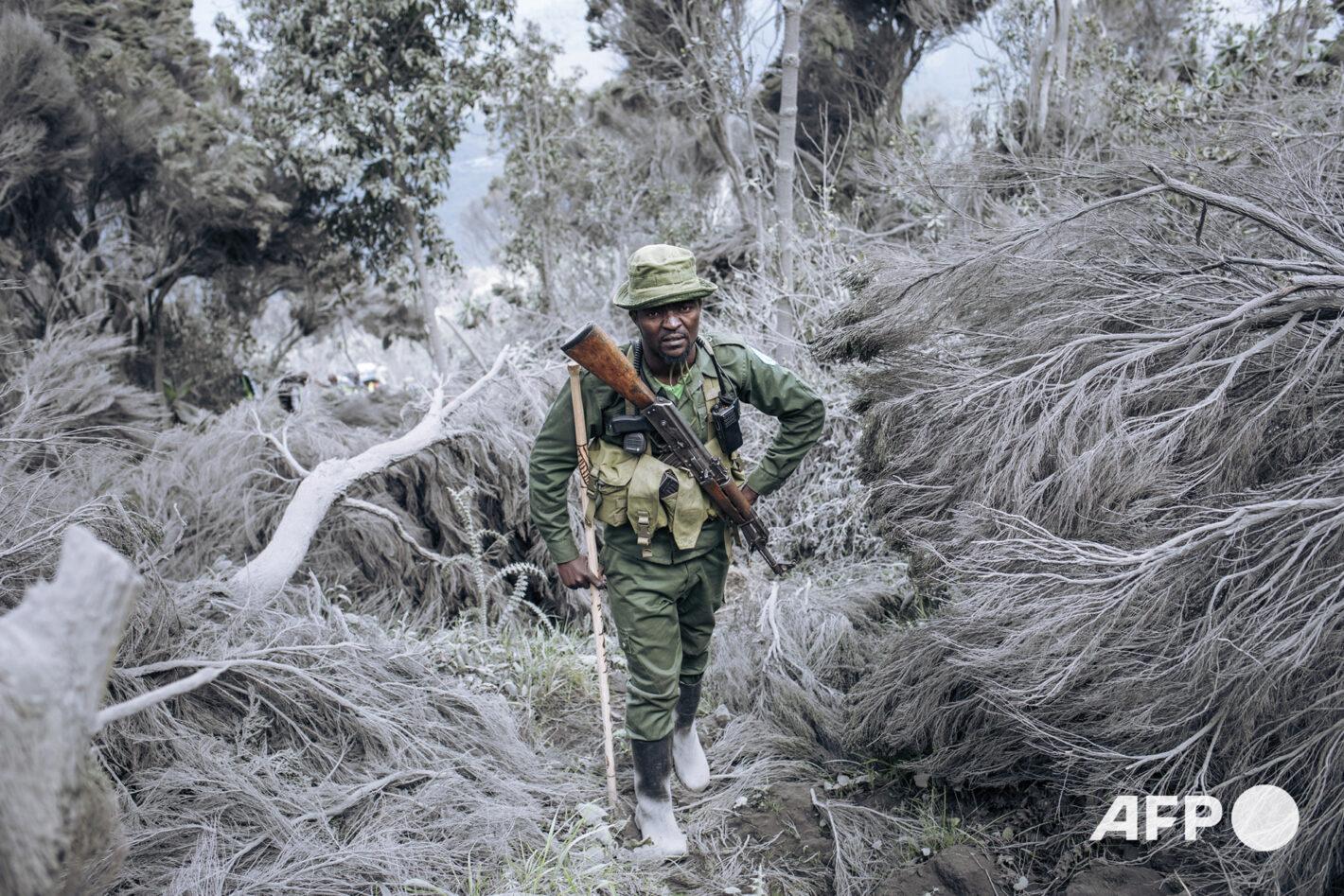 AFP 2 | Alexis HUGUET 11 juin 2021 – Nord de Goma (République Démocratique du Congo)
