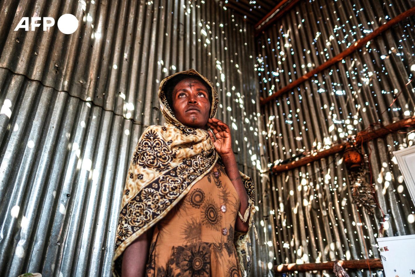 AFP 3 | Eduardo SOTERAS 22 novembre 2020 – Humera, région du Tigré (Éthiopie)
