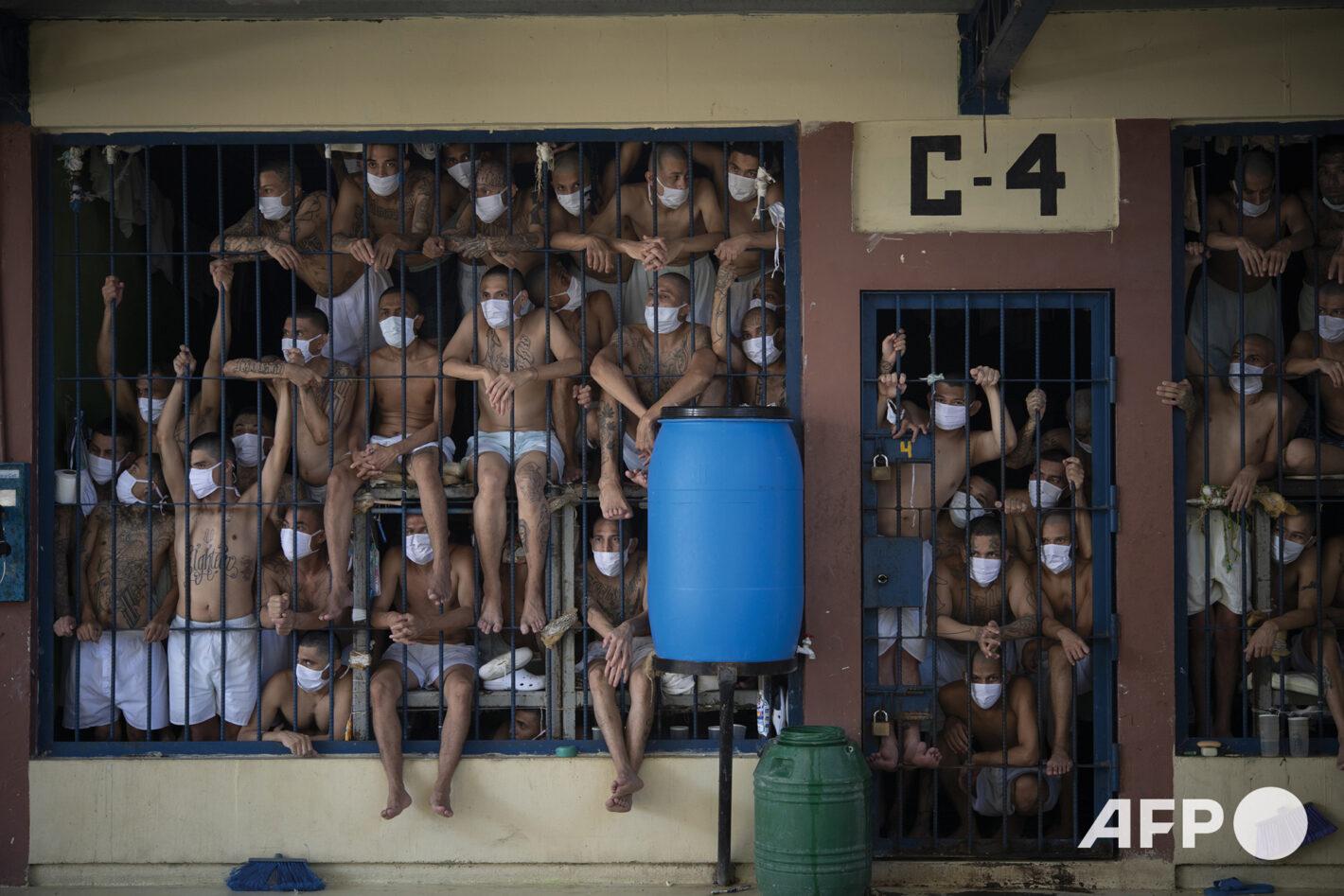 AFP 7 | Yuri CORTEZ 4 septembre 2020 – Quezaltepeque (République du Salvador)