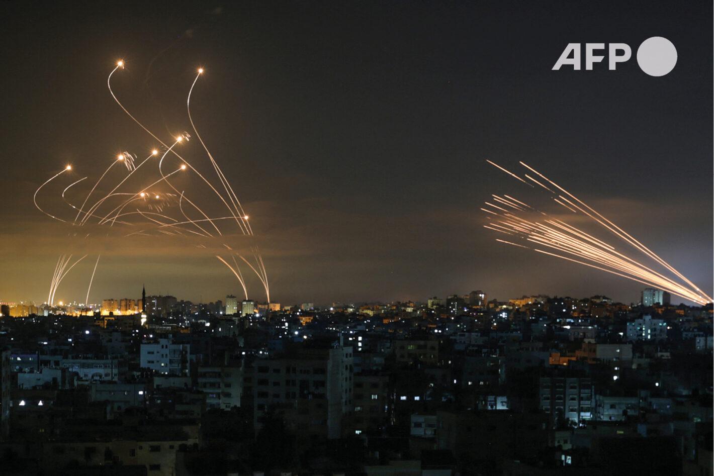 AFP 12 | Anas BABA 14 mai 2021 – Bande de Gaza