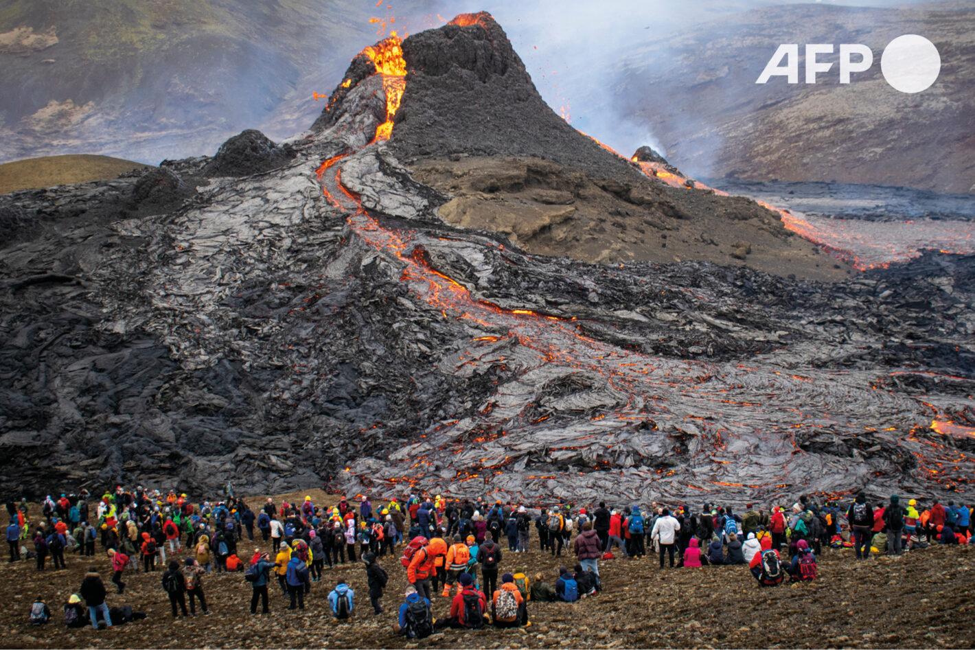 AFP 14 | Jeremie RICHARD 21 mars 2021 – Islande
