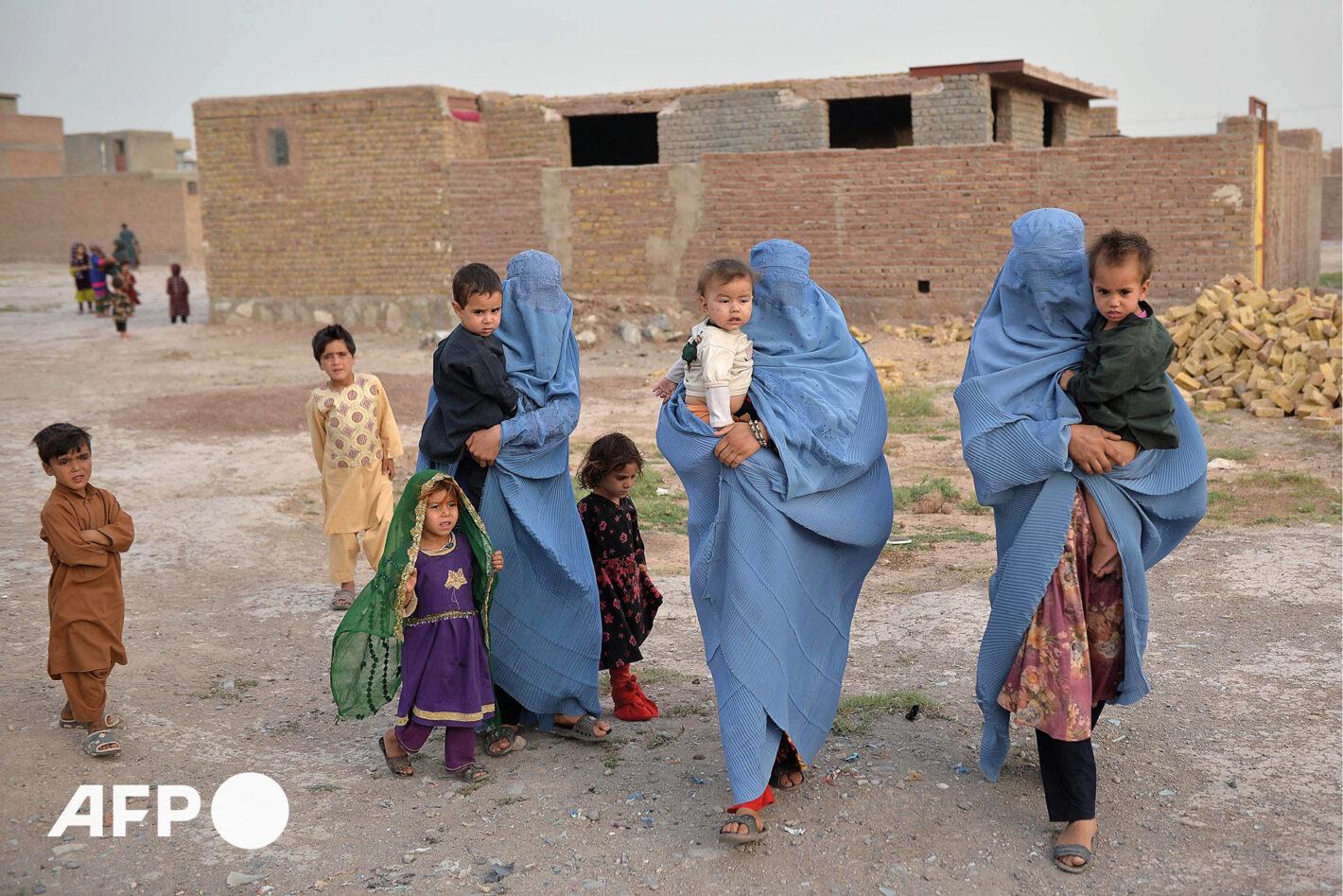 AFP 19 | Hoshang HASHIMI 8 juillet 2021 – Afghanistan