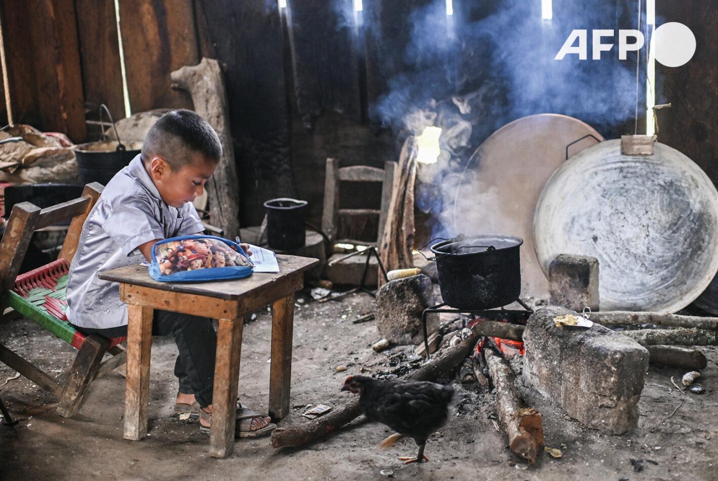 AFP 20 | Pedro PARDO 8 septembre 2020 – San Miguel Amoltepec Viejo, Mexique